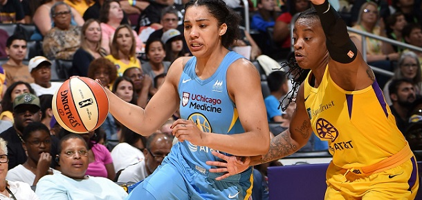 WNBA Chicago Sky vs Los Angeles Sparks Preview and Prediction