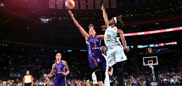 WNBA New York Liberty vs Phoenix Mercury Preview and Prediction