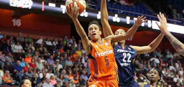 WNBA Connecticut Sun vs Indiana Fever Preview and Prediction