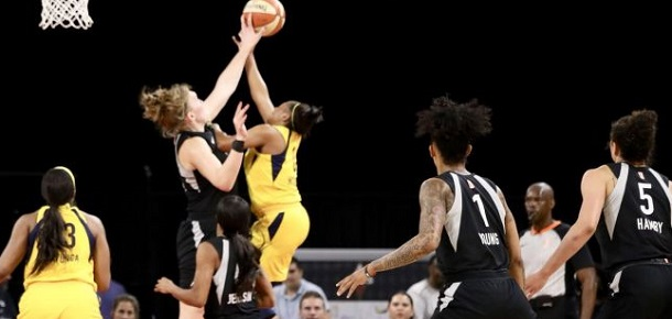 WNBA Indiana Fever vs Las Vegas Aces Preview and Prediction