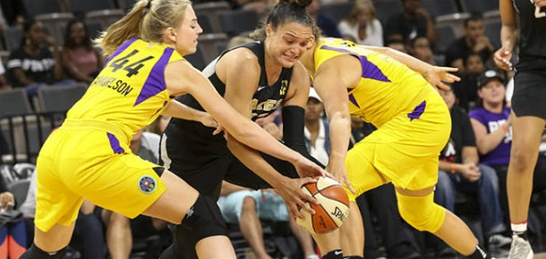 WNBA Las Vegas Aces vs Los Angeles Sparks Preview and Prediction