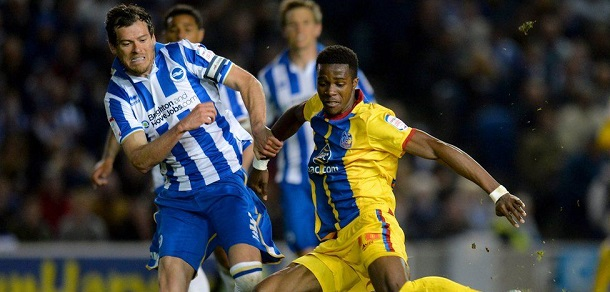 EPL: Crystal Palace v Brighton Preview and Prediction