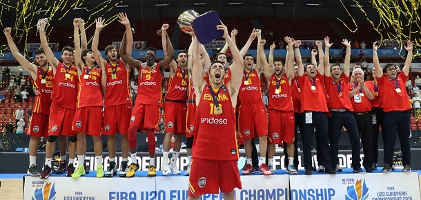 One last step for young guns: U20 European Basketball Championship